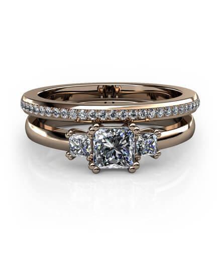 förlovningsringar guld