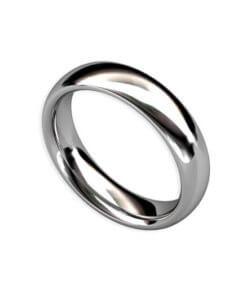 bekväm förlovningsring