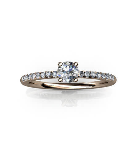förlovningsring diamanter