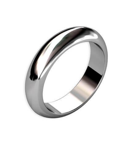 förlovningsring vitguld