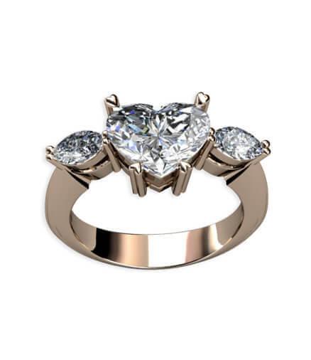 diamanthjärta