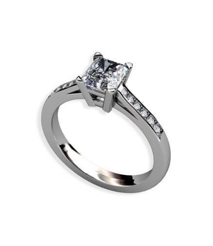 vitguld diamanter