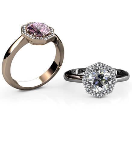förlovningsringar