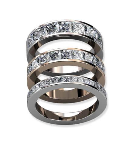 förlovningsringar-alliansringar
