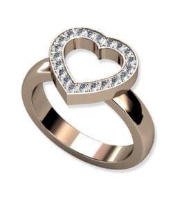 förlovningsring-hjärta
