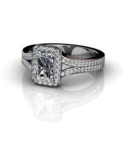 diamantring förlovning