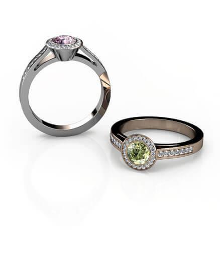 förlovningsringar jewellery by jenny