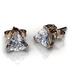 diamantörhängen trillianter