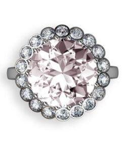 diamanter morganit
