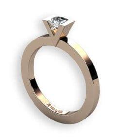 enstensring prinsesslipad diamant