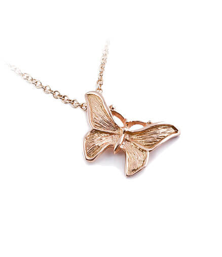 halsband fjäril