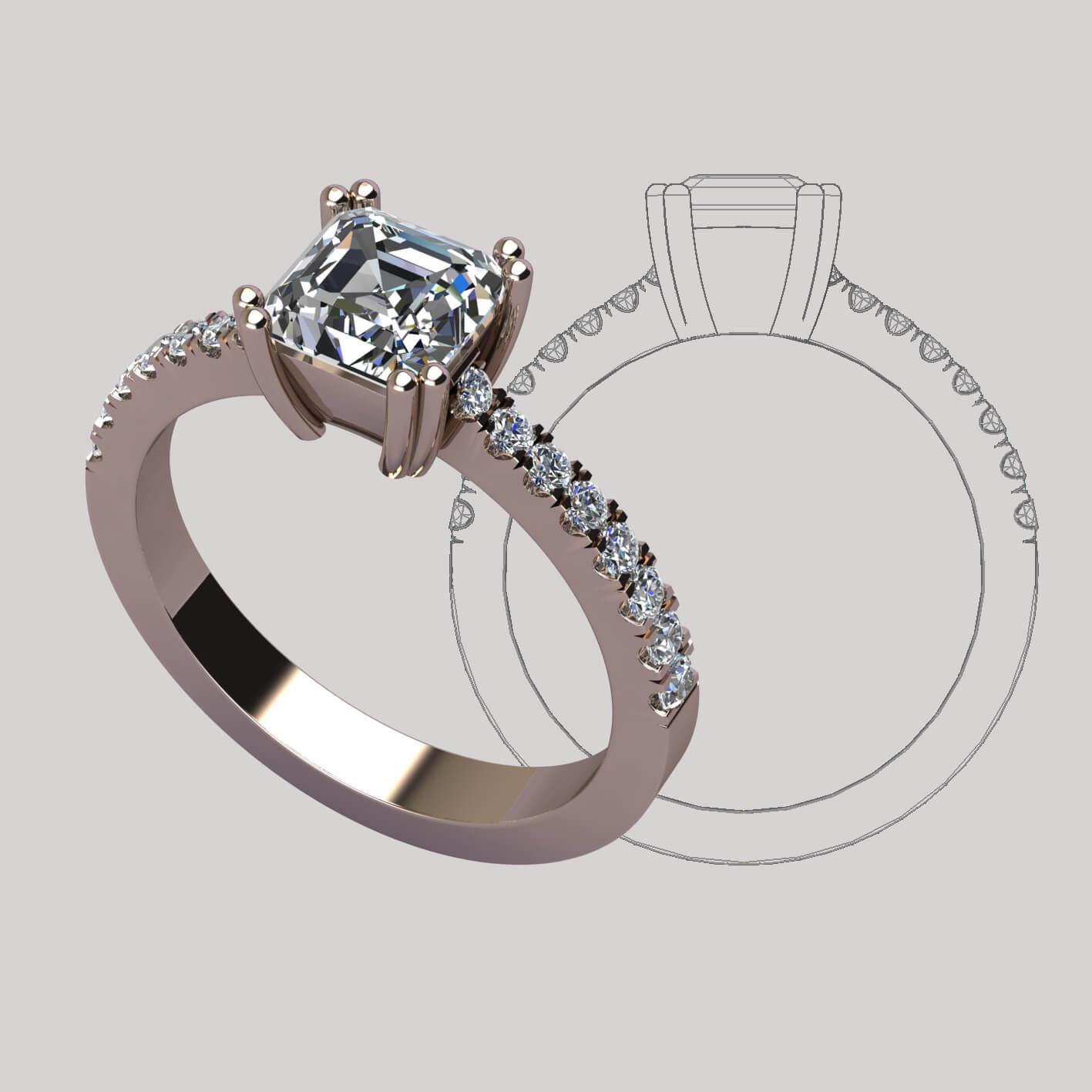 Designa egen ring