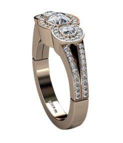 diamantring halomodell