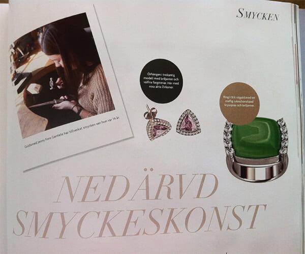 Artikel smyckeskonst